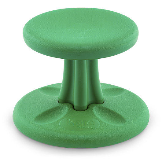 Kore™ Toddler Wobble Chair - 10 in. H - Green