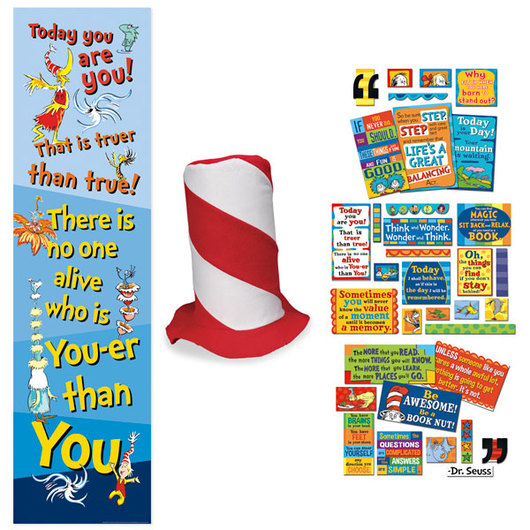 Dr. Seuss™ Read Across America Day Materials Kit