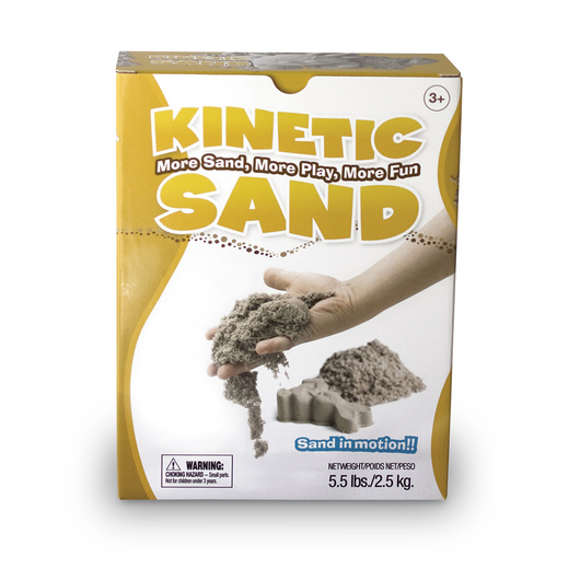 Relevant Play Kinetic Sand® 5.51 lbs. - Tan
