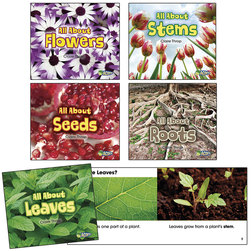 All About Plants Books