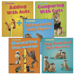 Animal Math Books