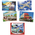 4-in-1 Puzzles - Transportation