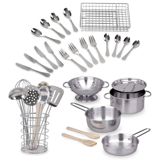 Let's Play House Kitchen Set - Complete Kit