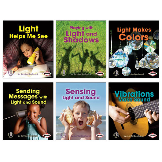 Light and Sound Book Series