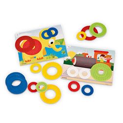 Math Color Rings Kit