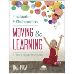 Preschoolers & Kindergartners: Moving & Learning Book and CD