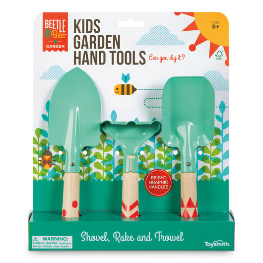 Toysmith Kids' Hand Tools - Set of 3