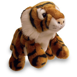 Storytelling Puppet, Tiger