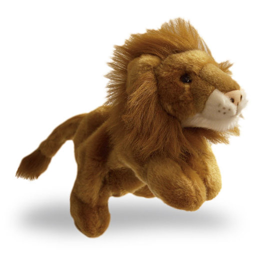 Lion Storytelling Puppet