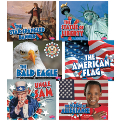 U.S. Symbols Books - Set of 6