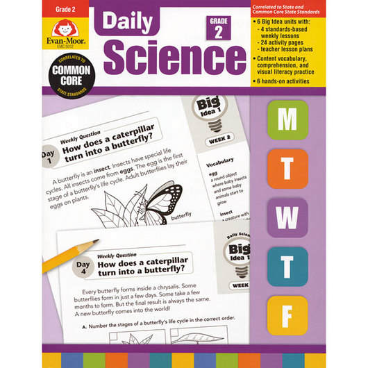 Daily Science Grade 2