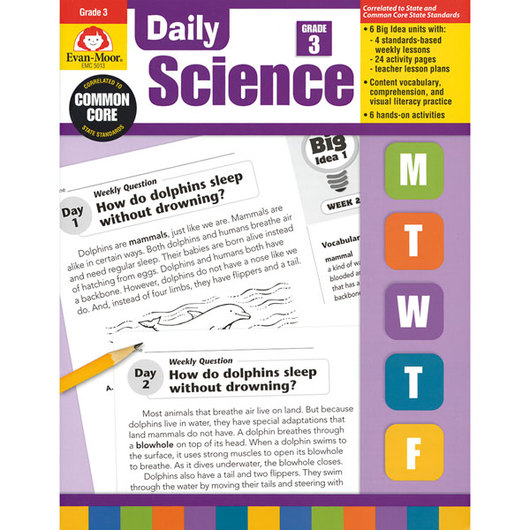 Daily Science Grade 3