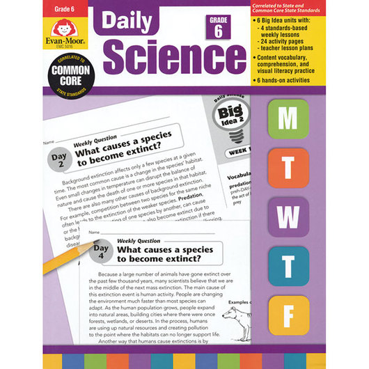 Daily Science Grade 6