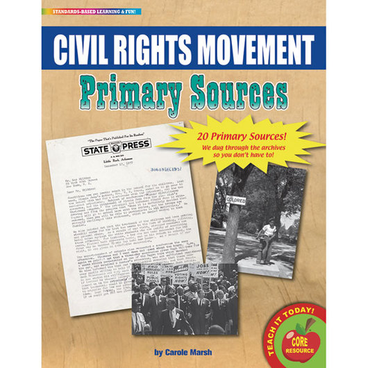 Primary Sources Civil Rights Movement