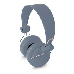 Hamilton™ TRRS Headset with In-Line Microphone - Gray
