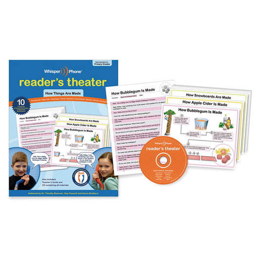WhisperPhone® Reader's Theater