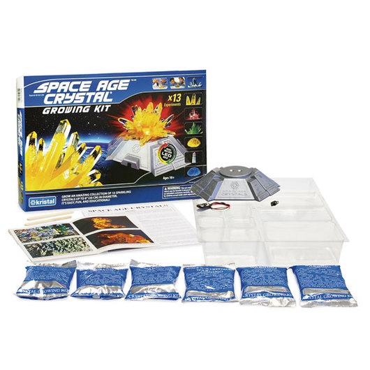 Space Age™ Crystal® Deluxe Growing Kit