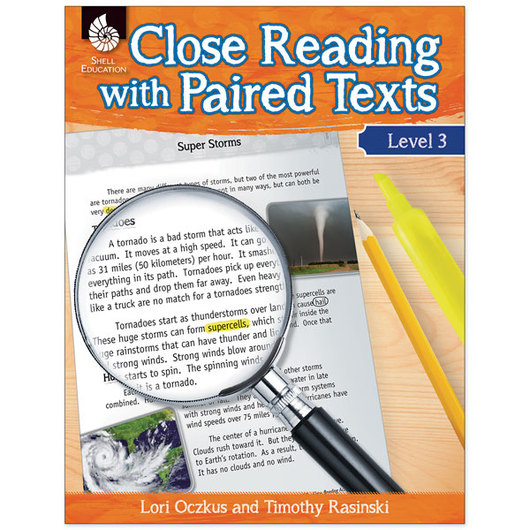 Close Reading with Paired Texts - Grade 3