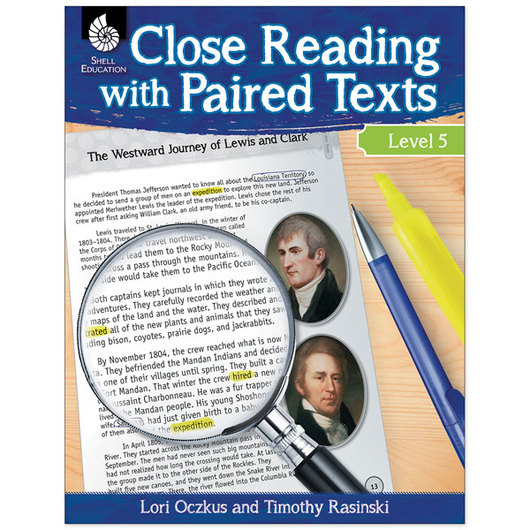 Close Reading with Paired Texts - Grade 5