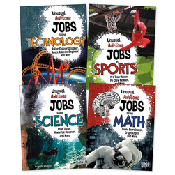 You Get Paid for THAT? Books - Set of 4