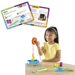 STEM Activity Set, Simple Machines