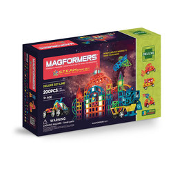 Magformers STEAM Set