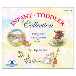 Hap Palmer CD Collection, Infant/Toddler