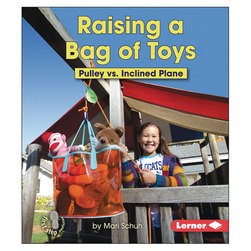 Raising a Bag of Toys: Pulley vs. Inclined Plane