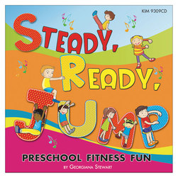 Steady, Ready, Jump CD