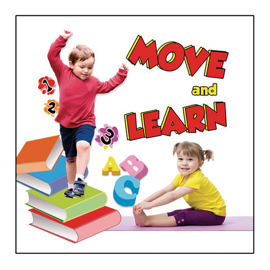 Junior Gym CD: Move and Learn