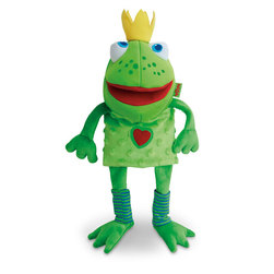 Glove Puppet, Frog King