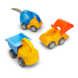 Truck Sand Tools - Set of 3