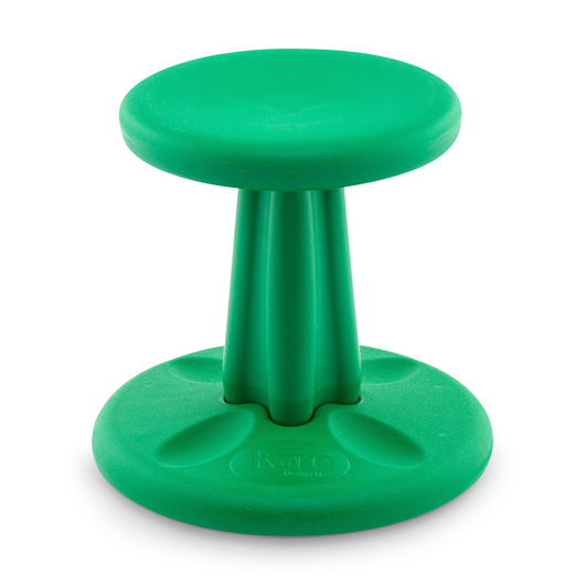 Kore™ Pre-School Wobble Chair 12 in. H - Green