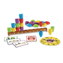 1-10 Counting Owls Activity Kit