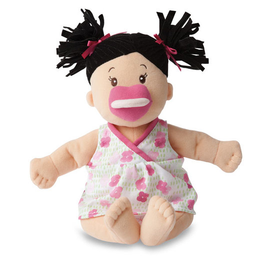 Baby Stella® Doll with Black Hair