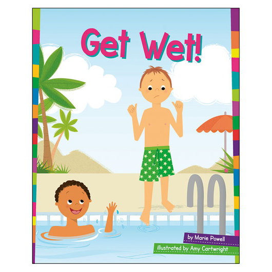 Word Families Readers: Get Wet!
