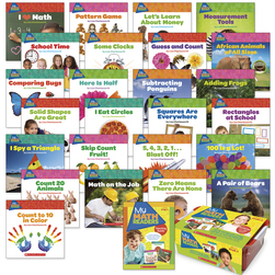 Scholastic My Math Readers