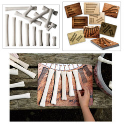 Dinosaur Bones Match and Measure Sets, Bones and Cards