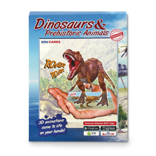 EDUcards: Dinosaurs
