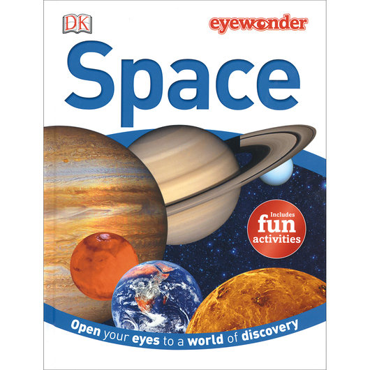 Eyewonder Book - Space