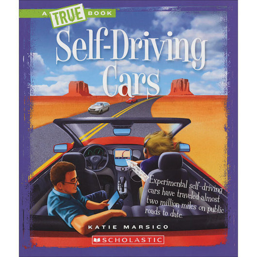 True Book™ - Self-Driving Cars