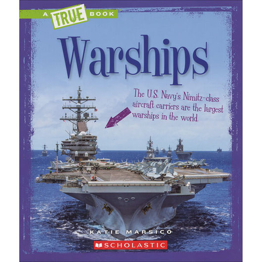 True Book™ - Warships