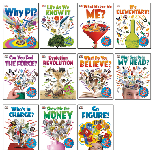Big Question Books - Set of 11