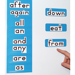 Big Magnetic Wall Words