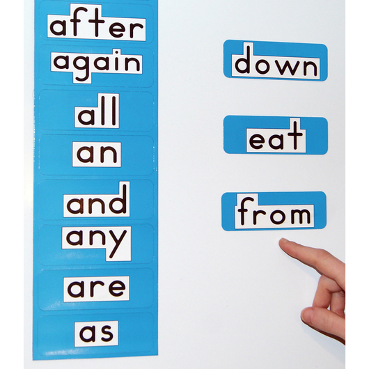 Big Magnetic Wall Words - Level One - Set of 100