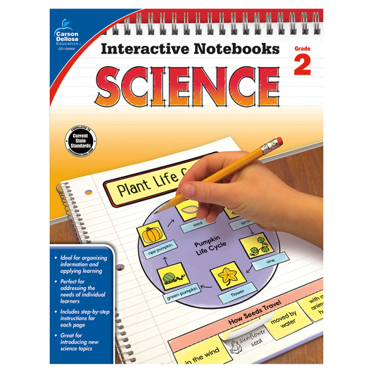 Science Interactive Notebook - Grade 2