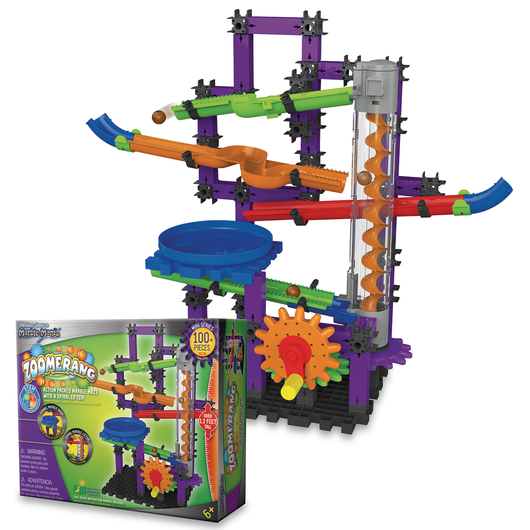 Techno Gears Marble Mania Zoomerang Building Sets