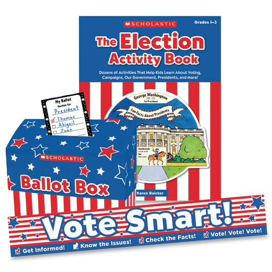 Election Teaching Resources Activity Kit