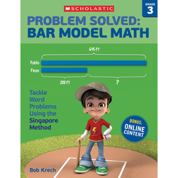 Problem Solved: Bar Model Math - Grade 3