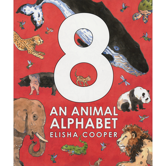 8 - An Animal Alphabet